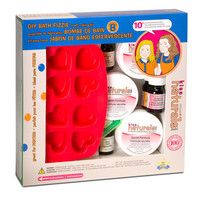 Kiss Naturals Make Your Very Own Bath Fizzies Kit