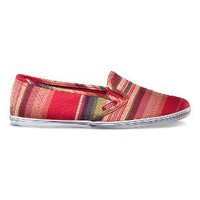 Product: Multi Stripes Slip-On Lo Pro