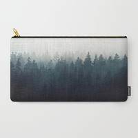 A Wilderness Somewhere Carry-All Pouch by Tordis Kayma | Society6