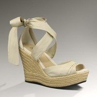 UGG® Lucianna for Women | Espadrille Wedges at UGGAustralia.com