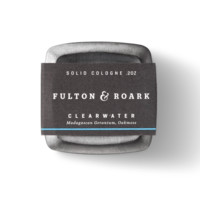 Fulton and Roark Clearwater 2oz Solid Cologne