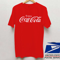 Coca Cola T shirt Unisex adult mens t shirt and women t shrt