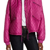 Free People   Quilted Bomber Jacket   Nordstrom Rack