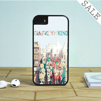 vampire weekend flower Case For iPhone 5(S),iPhone 5C