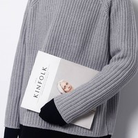 Cable-Knit Sweater | 2 Colors