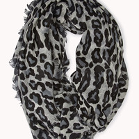 Wild Thing Leopard Scarf