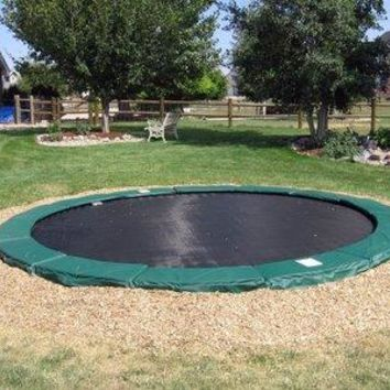 Trampolines scare the piss out of me
