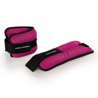 PRO-Form 2-lb. Ankle/Wrist Weight Pair (Black)