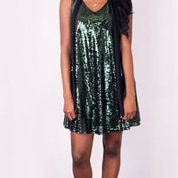 Sparkle and Shine Sequin Tunic
