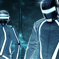 Daft Punk Music Band Group Poster 4470