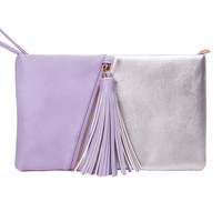 Lavender Touch Clutch