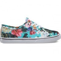 Vans Authentic Lo Pro Floral Youth Shoes