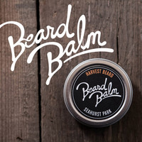 Beard Balm: Tame the wild Beard