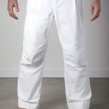 Tech Stretch Martial Arts Pant - White