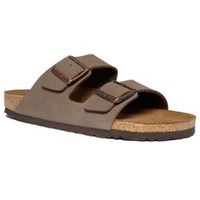 Birkenstock Arizona 2 Band Birkibuc Sandals | macys.com