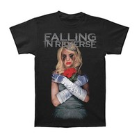 Falling In Reverse Men's  The Drug In T-shirt Black Rockabilia