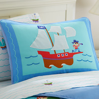 Olive Kids Pirates Pillow Sham - 65415