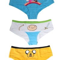 Adventure Time Totally Rhombus! Hot Pants 3 Pack - 171817