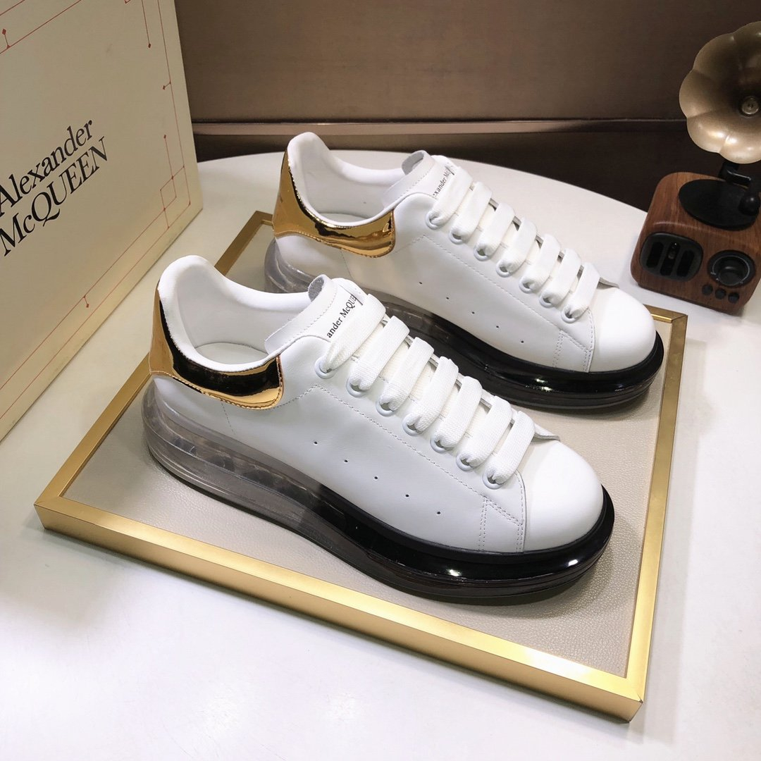 Image of Alexander McQueen  Woman's Men's 2020 New Fashion Casual Shoes Sneaker Sport Running Shoes0412gh