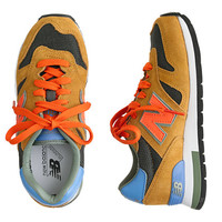 Boys New Balance For crewcuts K1300 Lace-Up Sneakers In Ochre