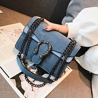 Female Crossbody Bags For Women 2019 High Quality PU Leather Famous Brand Luxury Handbag Designer Sac A Main Ladies Shoulder Bag by Inland Leather