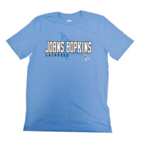 Johns Hopkins Lacrosse Youth Tee | Lacrosse Unlimited