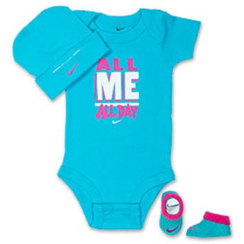 Nike All Me 3-Piece Infant Set