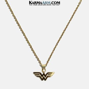 Necklace | WONDER WOMAN | Delicate Chain Necklace