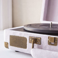 Crosley X UO Cruiser Velvet Bluetooth Record Player - Urban Outfitters