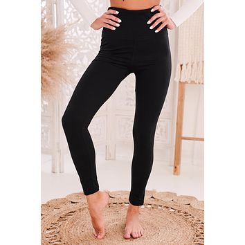 Wishing For The Weekend Legging (Black)