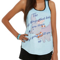 Disney Dumbo Lift You Up Sublimation Girls Tank Top