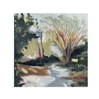 Fall Painting, Autumn Landscape, Painting of Tree, Nature Painting, Woodland Painting, Fine Art Print, Oil Painting Print, Oil Landscape