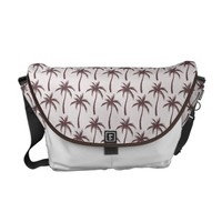 Palm Trees Bag Courier Bag
