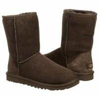 Women's UGG Classic Short Boot Chocolate Shoes.com
