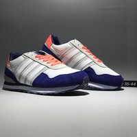"""""""Adidas Neo"""" Unisex Sport Casual Fashion Multicolor Retro Breathable Sneakers Couple Running Shoes"""