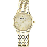 Anne Klein Bracelet Watch - Gold