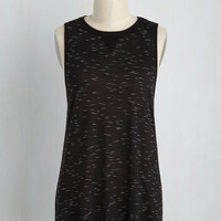 Cook-Off Contestant Top in Mottled Black