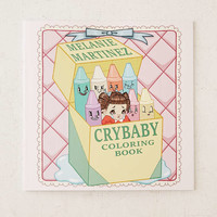 Cry Baby Coloring Book By Melanie Martinez - Urban Outfitters