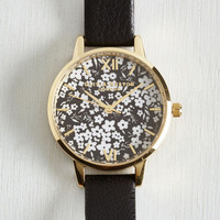 Floral Presentation Watch by Olivia Burton from ModCloth