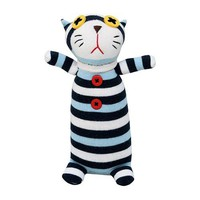 Cute Griffin the Cat Plush Sock Doll