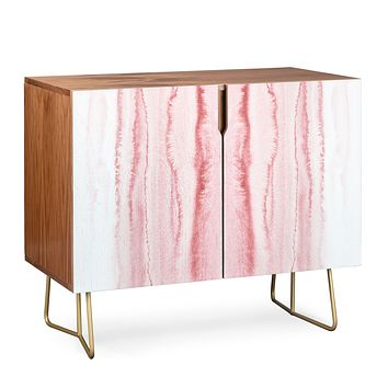 Monika Strigel WITHIN THE TIDES ROSEQUARTZ Credenza
