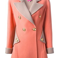 Christian Lacroix Vintage double-breasted coat