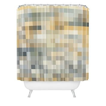 Madart Inc. Desert Sand Shower Curtain