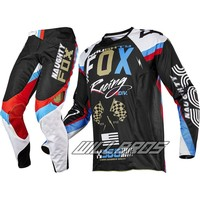 MOTO JERSEY/PANT SET Motorcycle Motocross ATV Dirt Bike Riding Safety Gear