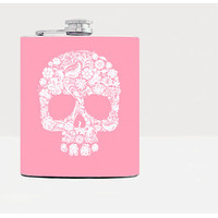 Halloween Flask for women - Hip flask - Flasks for women - Unique gift for her - Gift for her - Hip flasks - 21st birthday gift