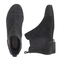crewcuts Girls Suede Chelsea Boots