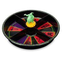 Disney The Nightmare Before Christmas Oogie Boogie Roulette Candy Dish New