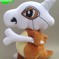"pokemon Cubone plush doll 12"" Christmas gift toy new"