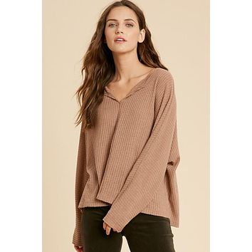 Stole My Heart Top - Spice