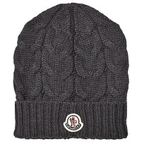 Moncler 00110 Cable Knit Beanie